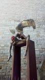 Złowrogi anioł Obrazy Stock
