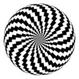 złudzenie okulistyczny Obraz Royalty Free