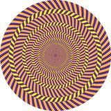 złudzenie okulistyczny ilustracji