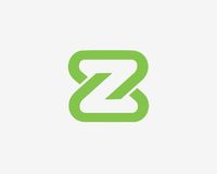 Z信件字母表事务 免版税库存图片