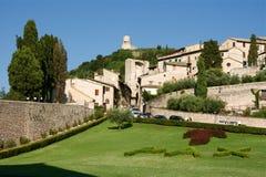 z asyżu Umbria Fotografia Stock