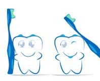 ząb Obraz Stock