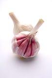 ząbki czosnku kwiatowych Obrazy Royalty Free