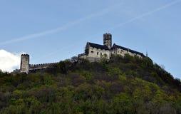 › Z di BezdÄ del castello Fotografie Stock Libere da Diritti