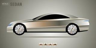 z drogi dżipa samochodowy luksus Zdjęcia Royalty Free