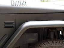 Z Drogowego samochodu Zdjęcia Stock