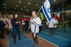 Z flaga Izrael Obraz Royalty Free