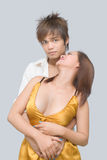 z klasą nastoletnia oferty kochanków Fotografia Stock