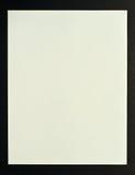 z kości słoniowej koloru papier Fotografia Stock