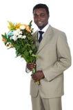 z kwiaciarni Zdjęcia Royalty Free