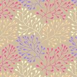 Z kwiatami bezszwowa tekstura. Zdjęcie Stock