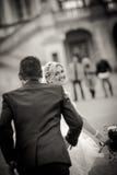 Z ślubny smokingowy ` Zdjęcie Stock