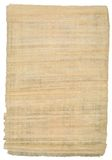 z makietą egipcjanina papirus Fotografia Stock