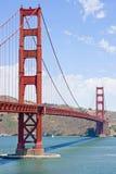 Złoci Wrota most obrazy stock