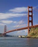 Złoci Wrota Most, San Fransisco, CA Zdjęcia Stock