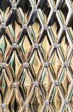 Złocista kruszcowa tekstura Zdjęcia Stock