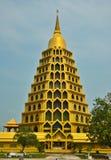 złocista pagoda Obraz Stock