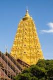 Złocista pagoda Zdjęcie Stock