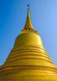 Złocista pagoda Fotografia Stock