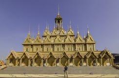 Złocista pagoda Zdjęcie Royalty Free