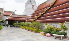 Złocista pagoda pod niebem Zdjęcie Stock
