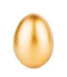 Złocisty jajko Obrazy Stock