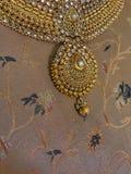 Złocisty jewellery Obraz Royalty Free