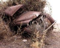 złom samochodu fotografia stock
