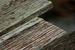 Złomowy drewno Obrazy Royalty Free