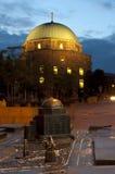 Z oryginalnym meczetem brajlu model Fotografia Royalty Free