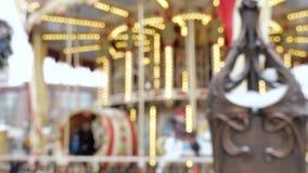 Z ostrości rozrywki i bożonarodzeniowych świateł atmosfera świąteczna zbiory