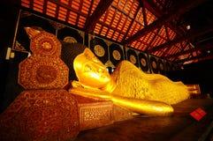 Złota Buddha statua, Tajlandia Obrazy Stock