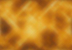 Złota mozaika Fotografia Stock