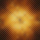 Złota mozaika Fotografia Royalty Free