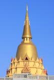 złota pagoda Zdjęcie Royalty Free