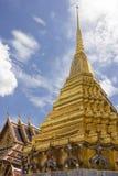 Złota pagoda Fotografia Stock