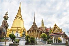 Złota pagoda Zdjęcie Stock