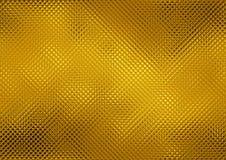 Złota szklana mozaika Obrazy Royalty Free