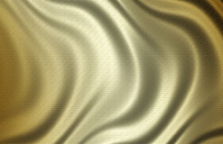złota tekstura Obrazy Royalty Free