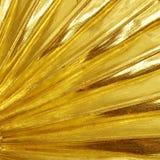 Złota warstwy tekstura Obrazy Stock
