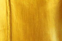 Złota warstwy tekstura Obrazy Royalty Free