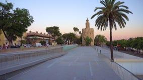 Złota wierza w Sevilla zbiory