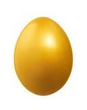 złote jajko Obraz Royalty Free