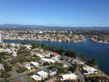 Złoto brzegowy Australia Zdjęcia Stock