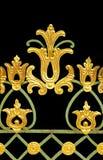 złoto dekoracji Fotografia Stock