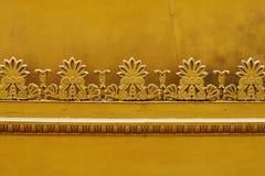 złoto dekoracji Zdjęcie Royalty Free