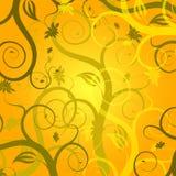 Złoto wzór obraz royalty free