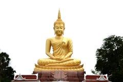 Złoty Buddhas zdjęcia royalty free