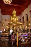 z?oty buddy Bangkok obrazy royalty free
