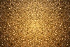 Złoty mróz Zdjęcia Royalty Free